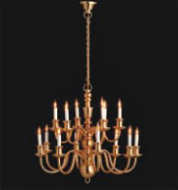 Dolls House Chandelier (18 Arm) (YL8014)