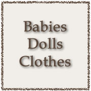Baby Dolls Clothes