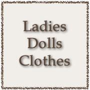 Adult Female Dolls Clothes
