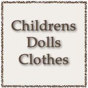 Childrens Dolls Clothes