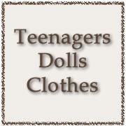 Teenager Dolls Clothes