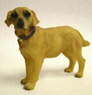 Dolls House Miniature Golden Labrador (XZ505)