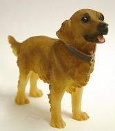 Dolls House Miniature Golden Labrador Retriever (XZ507)