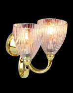 Dolls House Double Wall Lamp (YL2085)